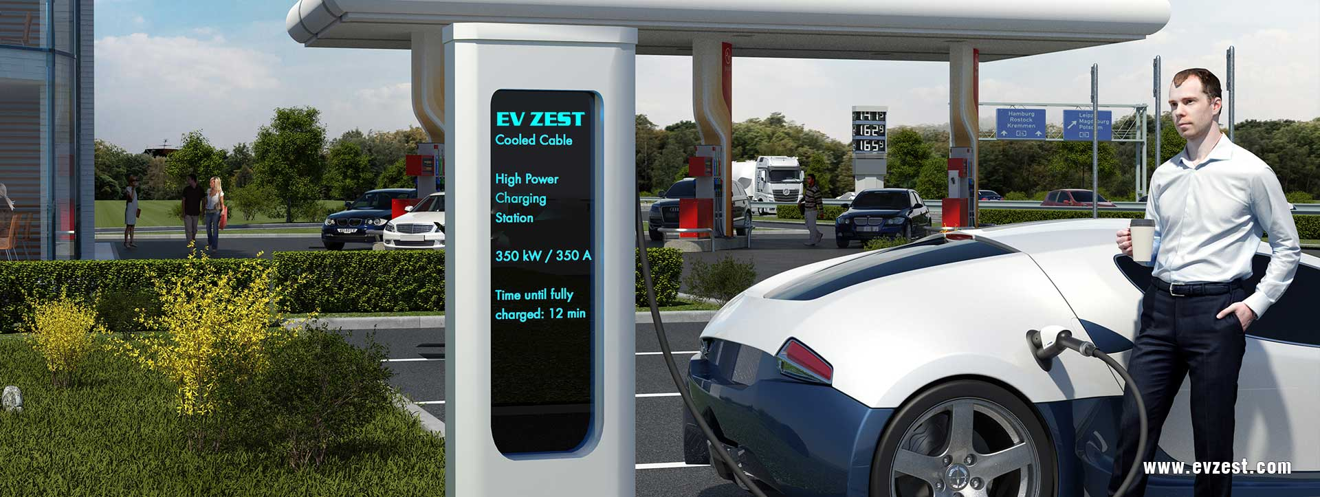 ev charging station electric car charging station electric vehicle charger station manufacturers in India